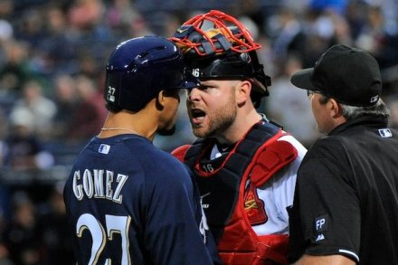 Brian McCann is likely more cheerful than this tonight.