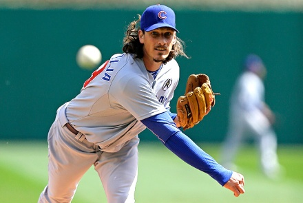 "Samardzija's surname literally means ""one who saddles herds"" in Serbian"