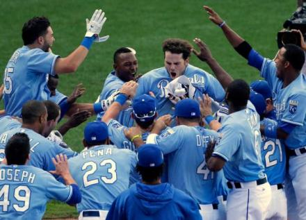 After years of disappointment, the Royals finally have a team worth believing in