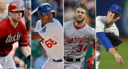 These four young stars could help end the AL's reign of dominance