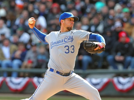 Can James Shields help make some magic happen for the Royals in 2014?